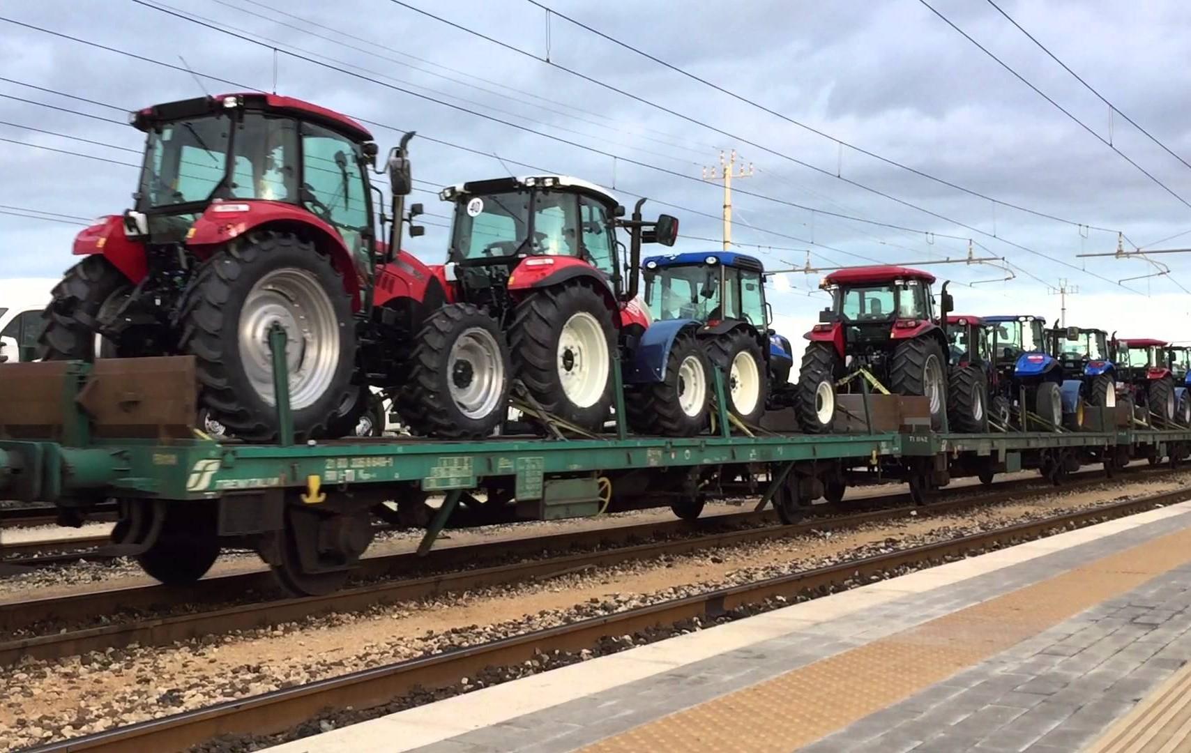 Mercato trattori 2017