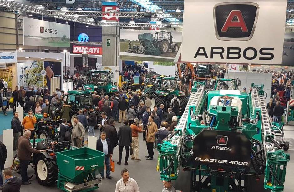 Gruppo Arbos FIMA 2018