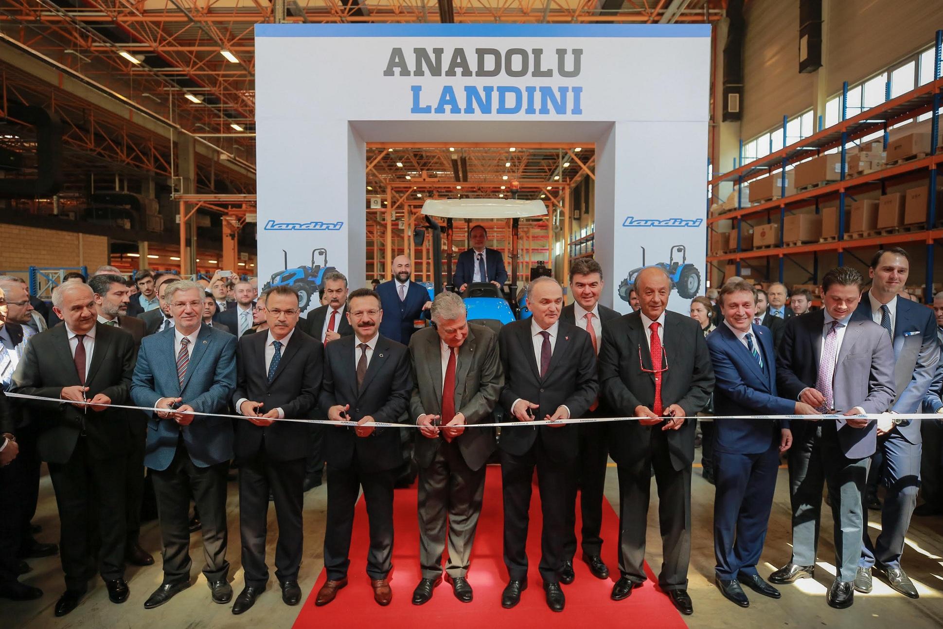 Anadolu-Landini