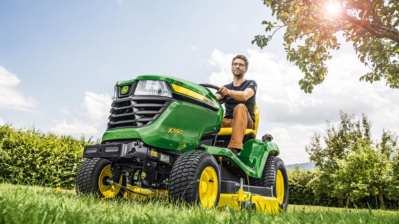 Macchine per il verde