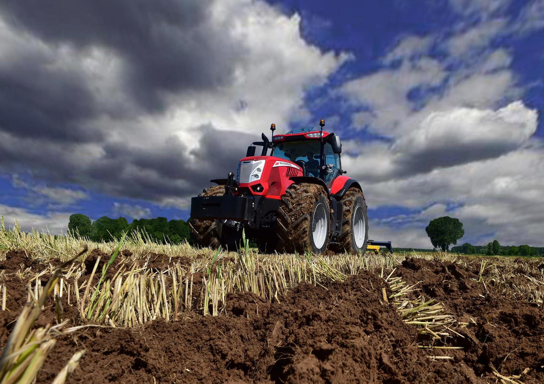 Argo Tractors e Topcon Agriculture