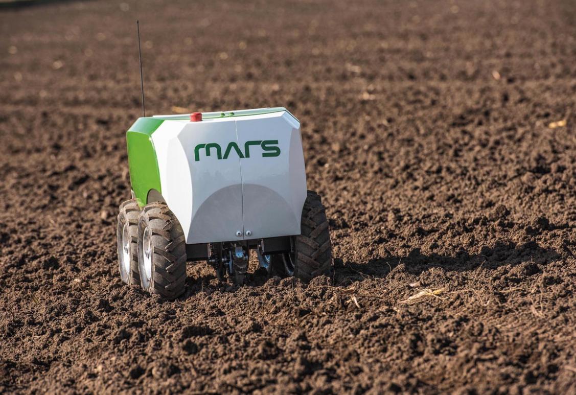 Robotizzazione in agricoltura
