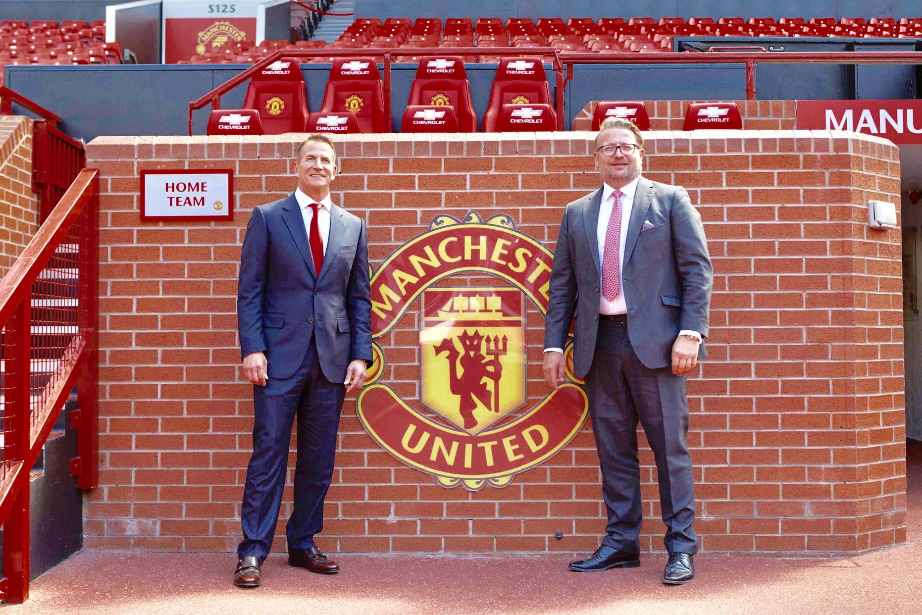 Kohler e Manchester United