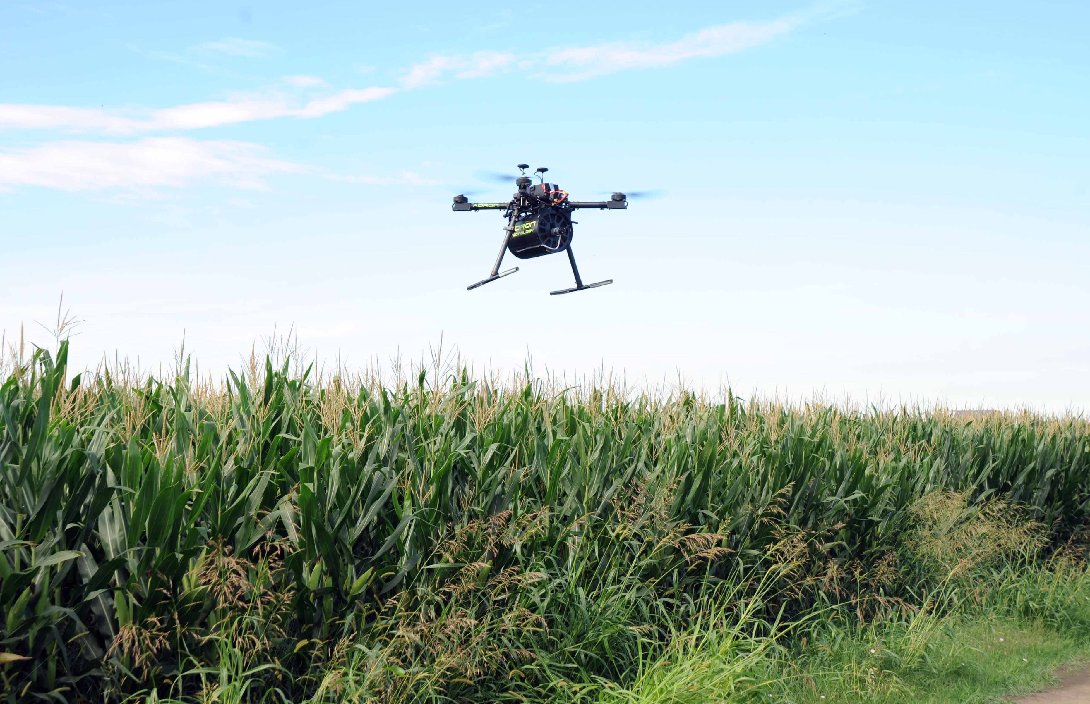 Droni in agricoltura