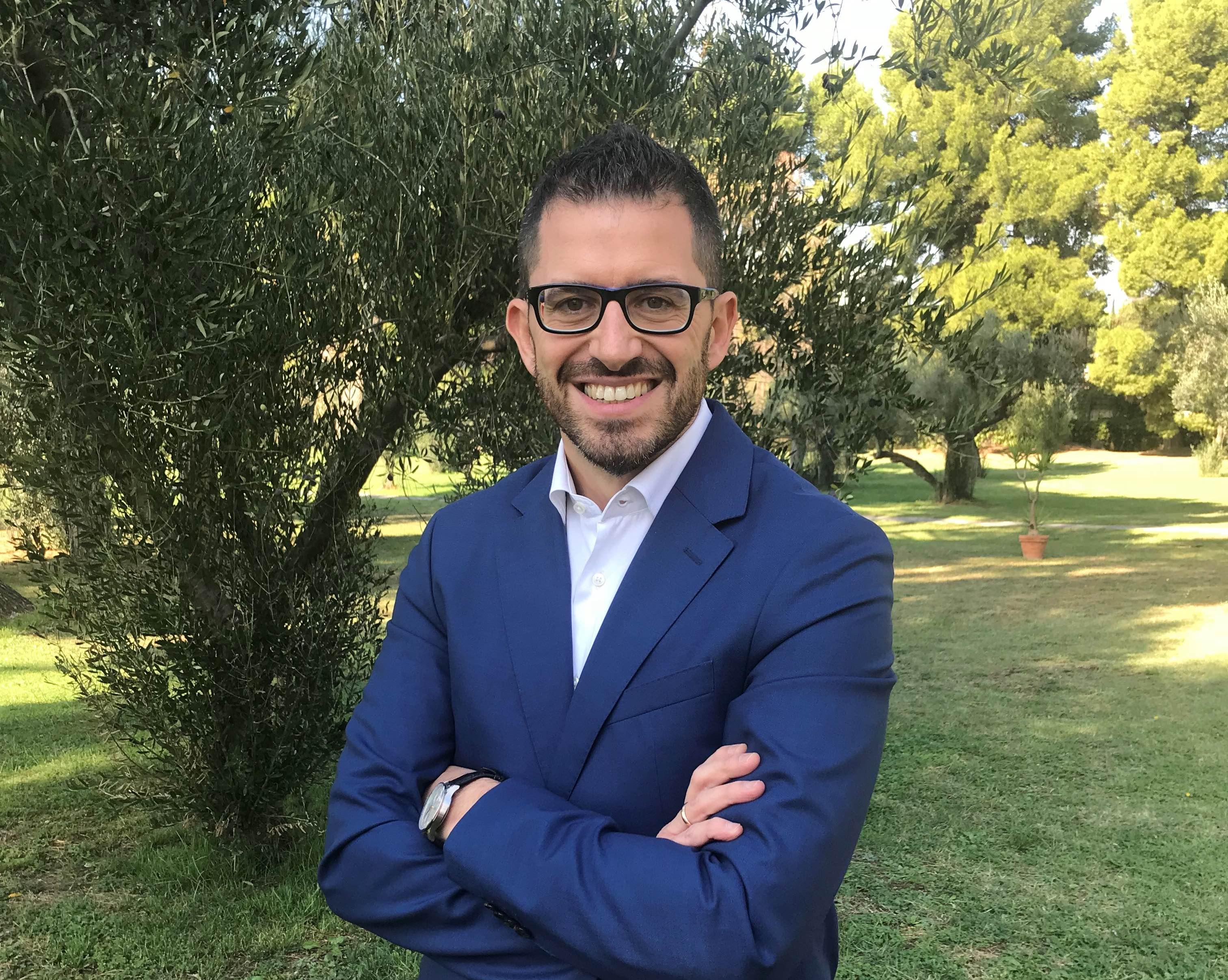 Elio Bartoli, President EMEA & Global OEM Trelleborg Wheel Systems