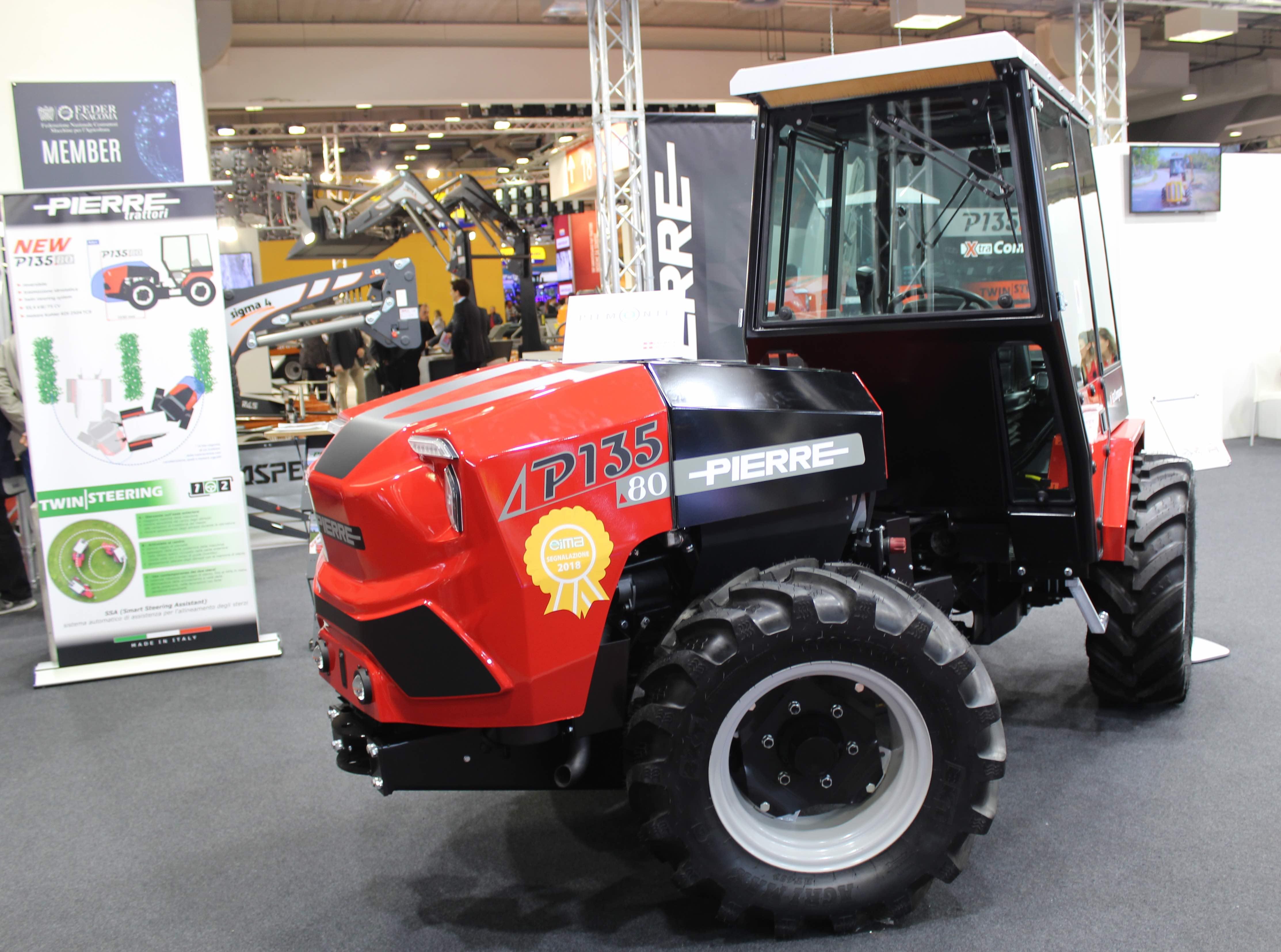 P135.80 Xtra-Compact