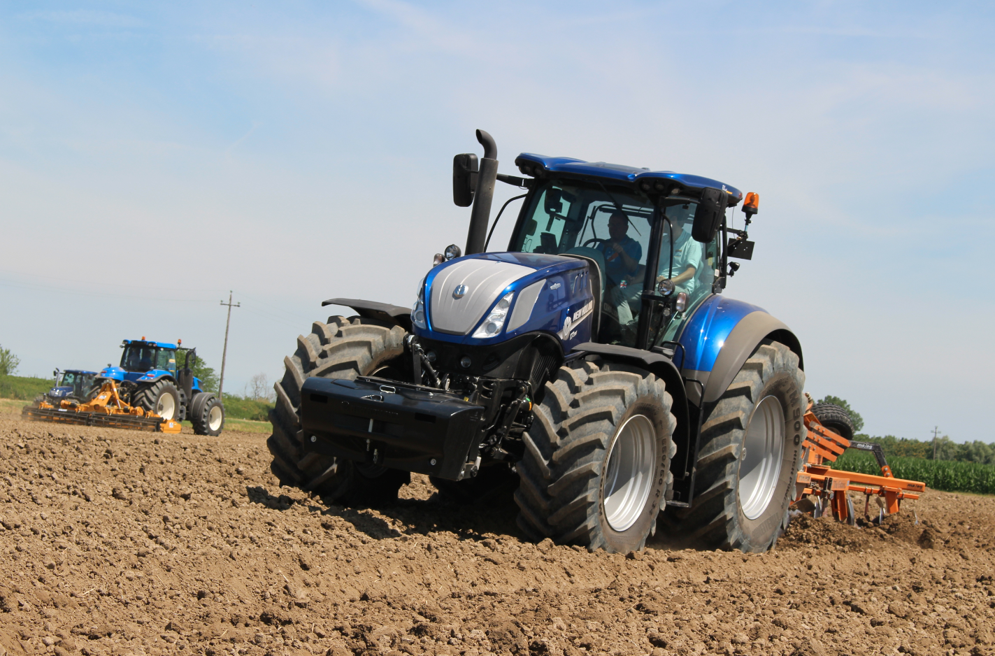 New Holland Demo Campus