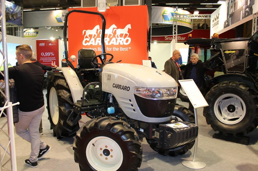 Kukje Tractor Parts : Carraro tractors presenta l inedita serie k trattori web