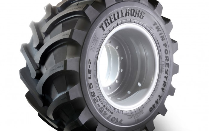 Trelleborg Twin Forestry