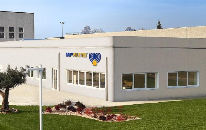 Centro R&D MP Filtri