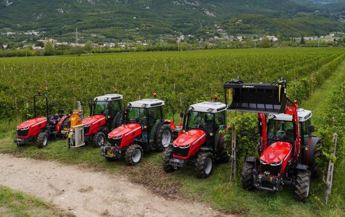 trattori Massey Ferguson