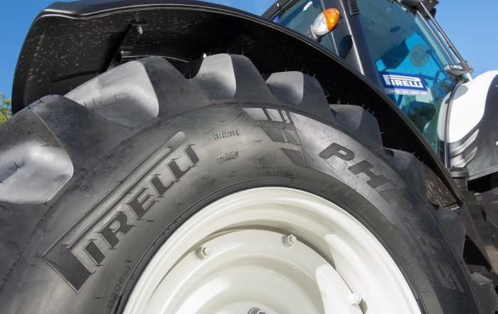Pneumatici agricoli Pirelli
