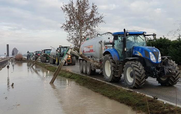 Esondazione in Emilia