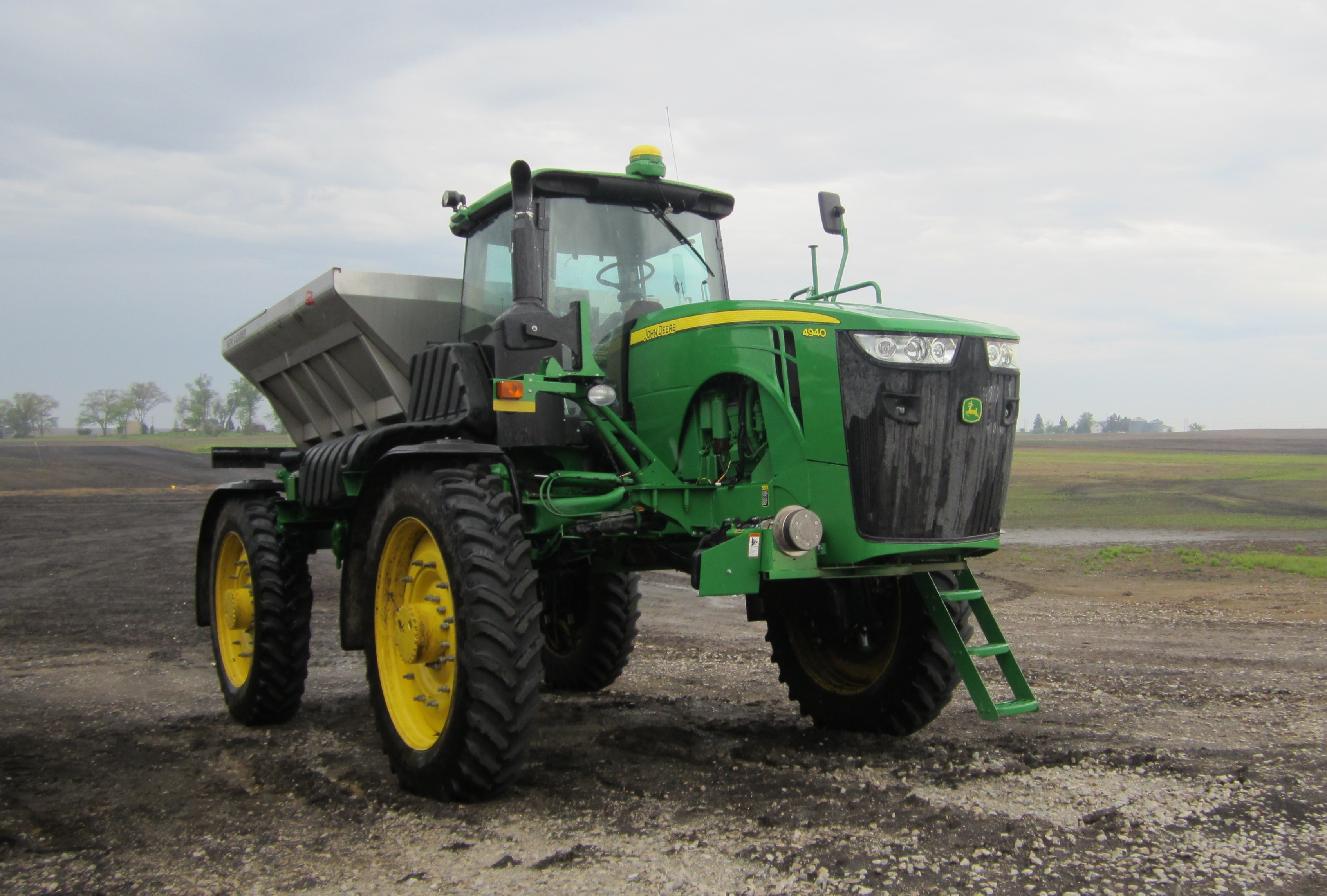mercato delle macchine agricole