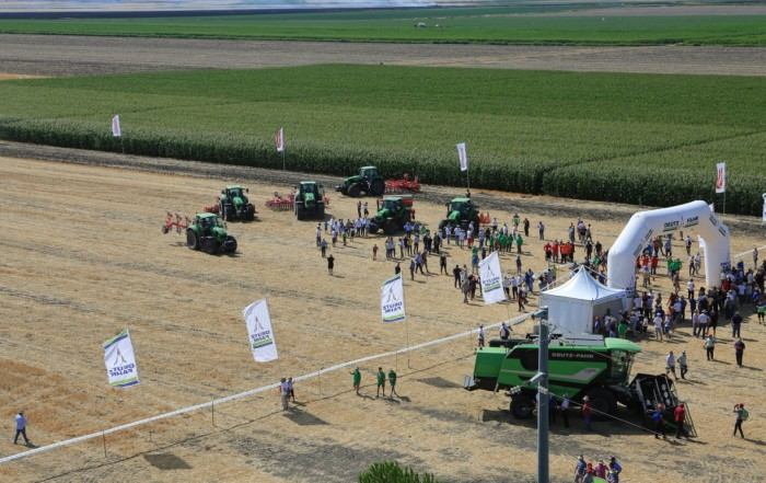 Deutz-Fahr Tour 2018