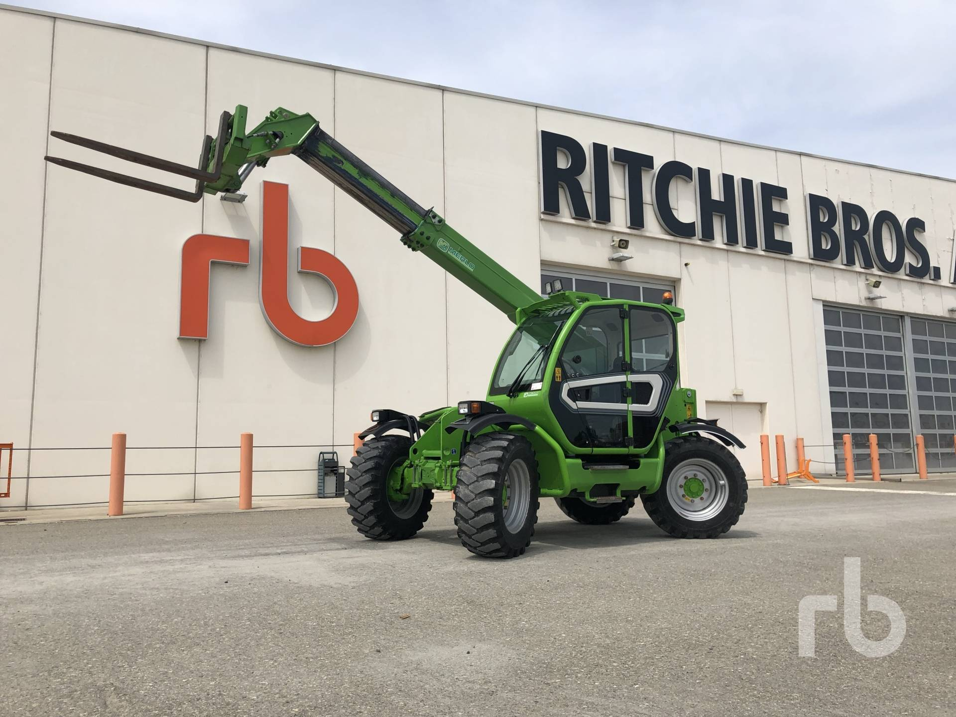 Ritchie Bros. Giovedì 20 giugno si riapre il sipario a Caorso