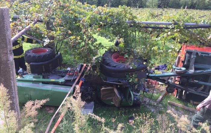 Incidenti sul lavoro in agricoltura