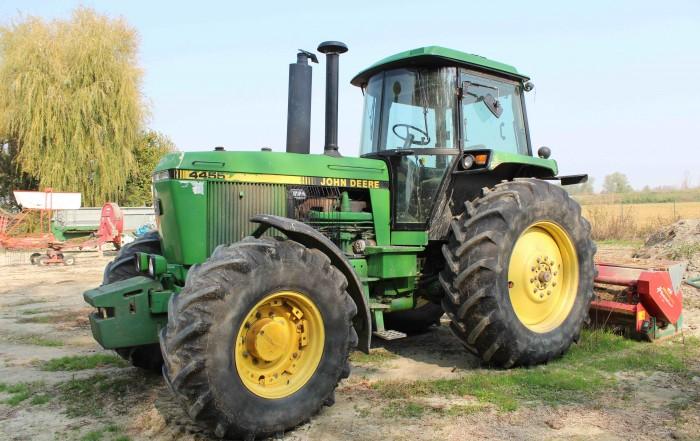assistenza macchine agricole
