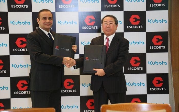 Kubota-Escorts