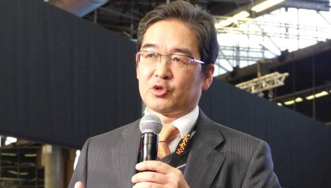 Mr. Kazunari Shimokawa