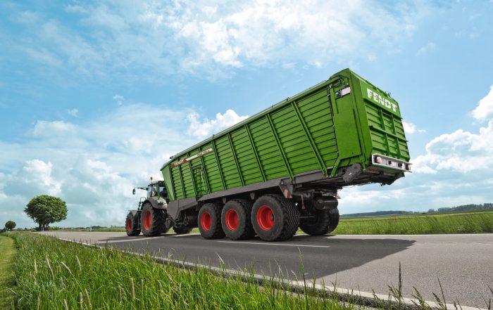Circolazione stradale macchine agricole