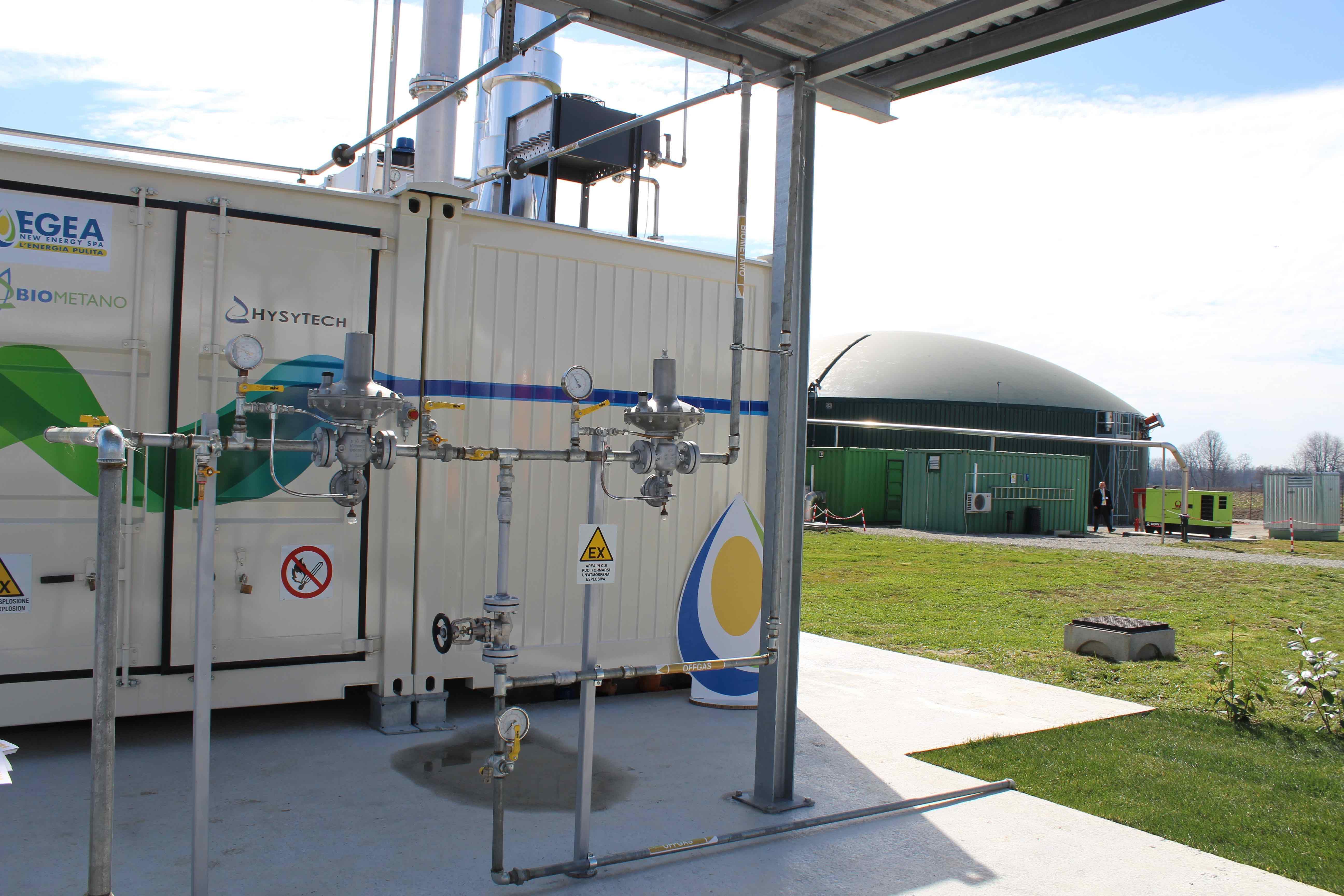 Biometano agricolo