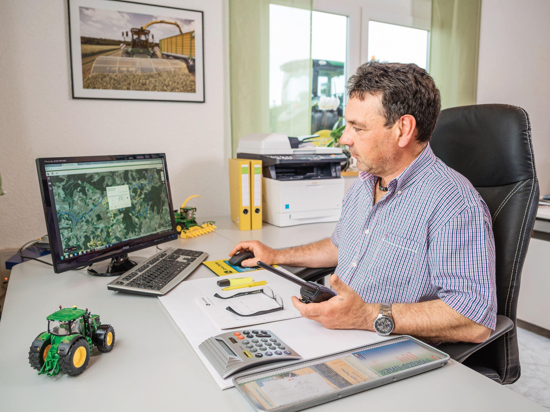 John Deere apre ai software gestionali esterni