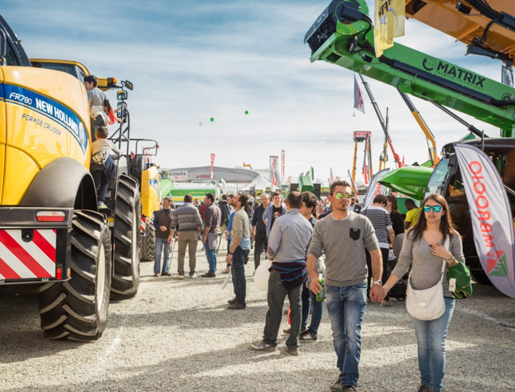 Fiera Nazionale della Meccanizzazione Agricola di Savigliano