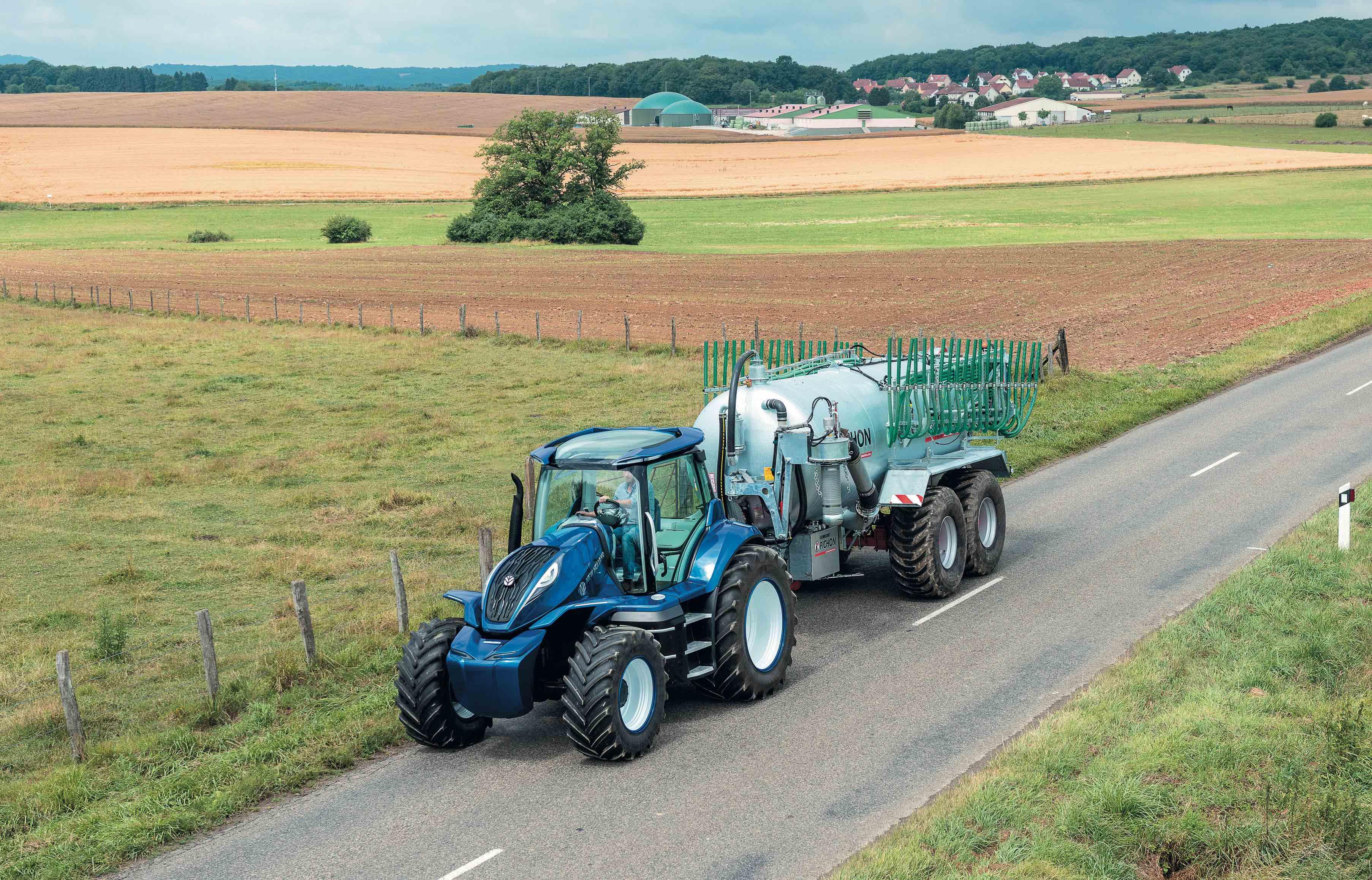 Biometano, accordo di filiera tra settore agricolo e industriale