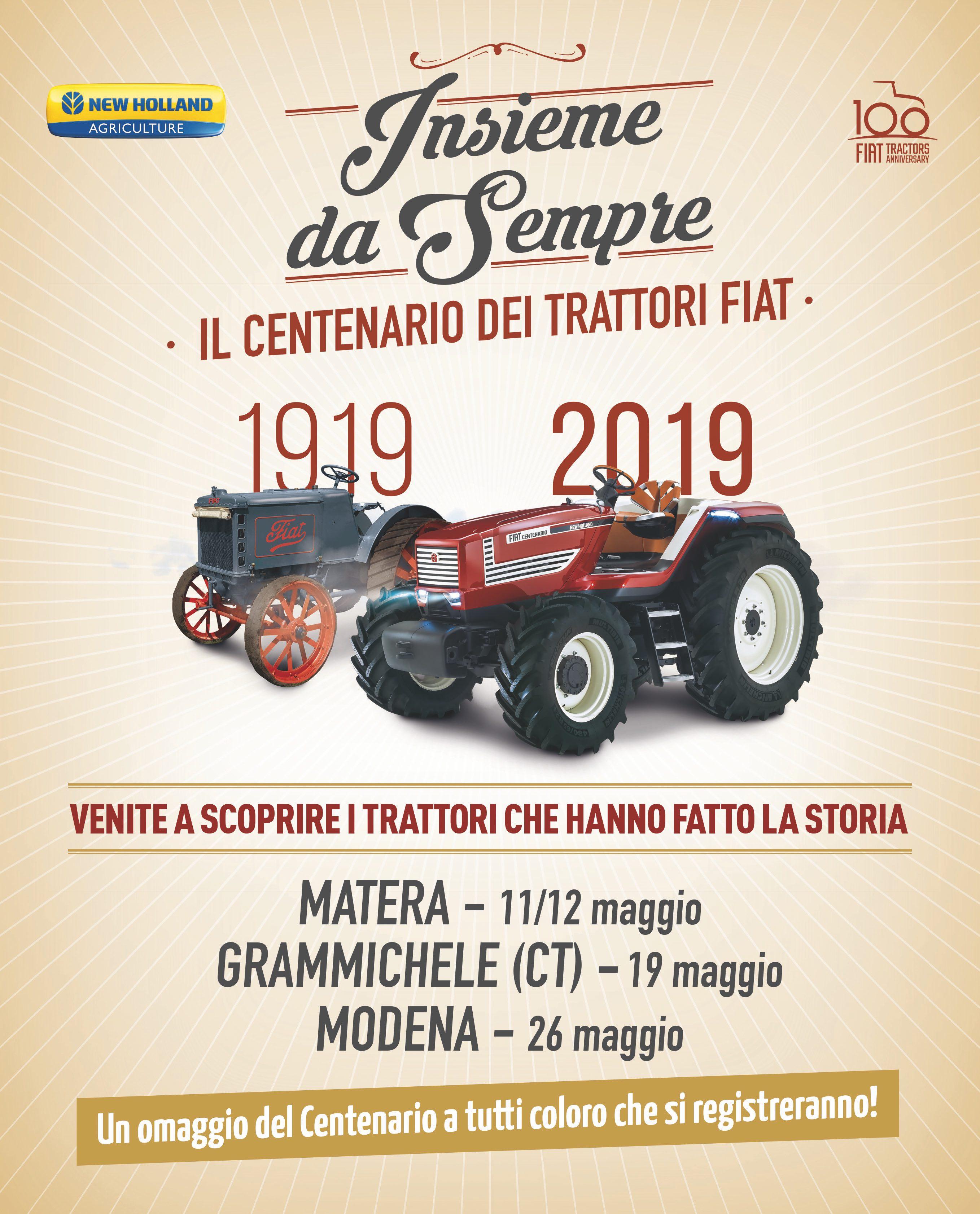 Centenario FIAT Trattori