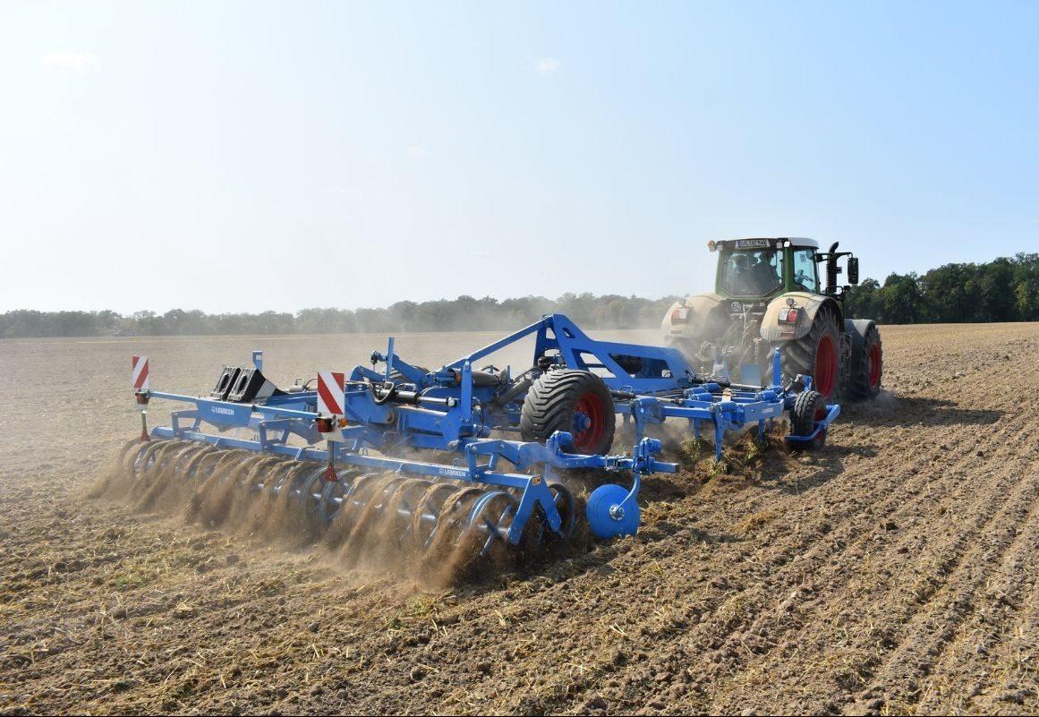 Mercato europeo attrezzi agricoli: bene quasi tutti