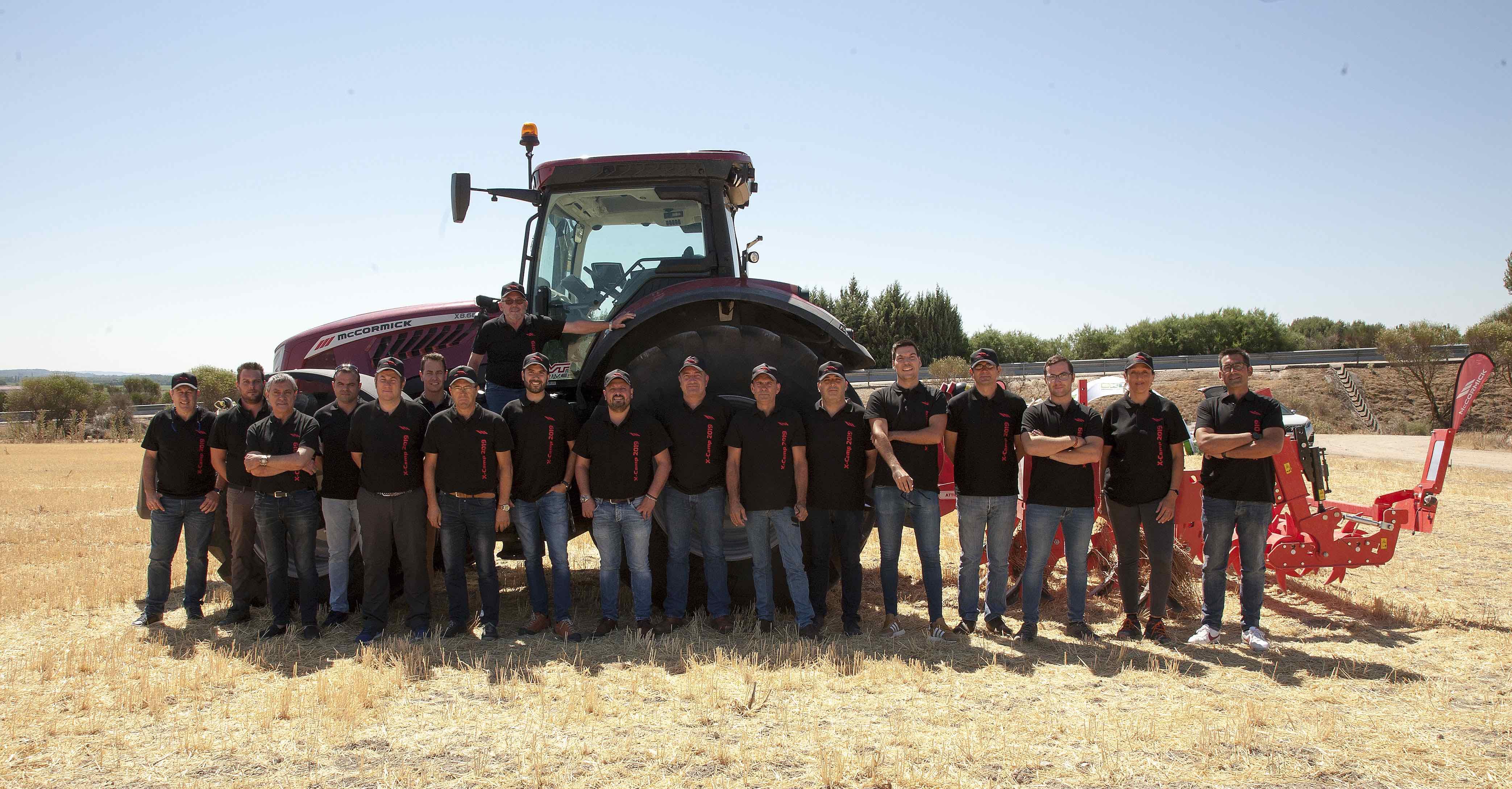 McCormick XCamp2019: Argo Tractors spinge sulla formazione