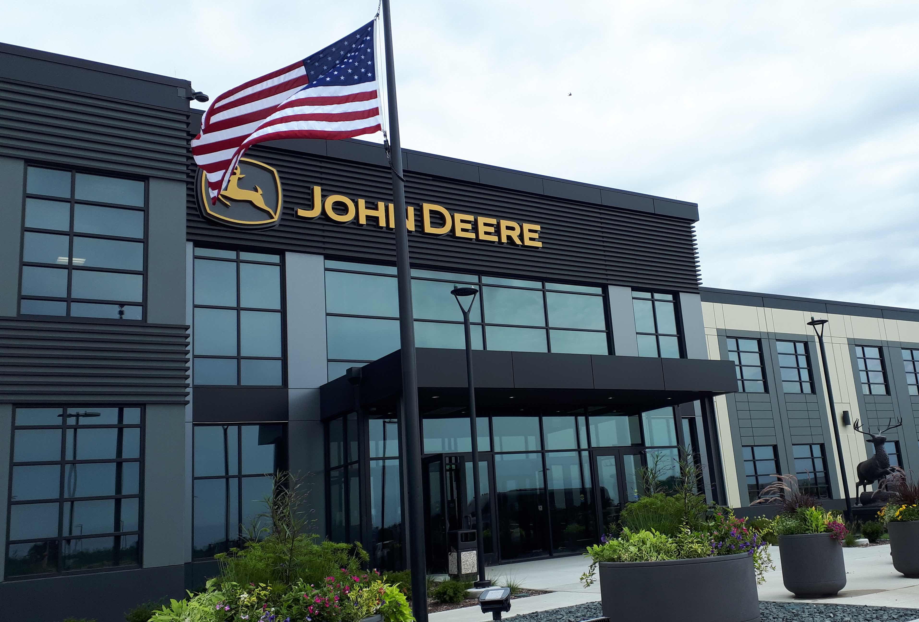 John Deere, la nuova sede di Intelligent Solutions Group