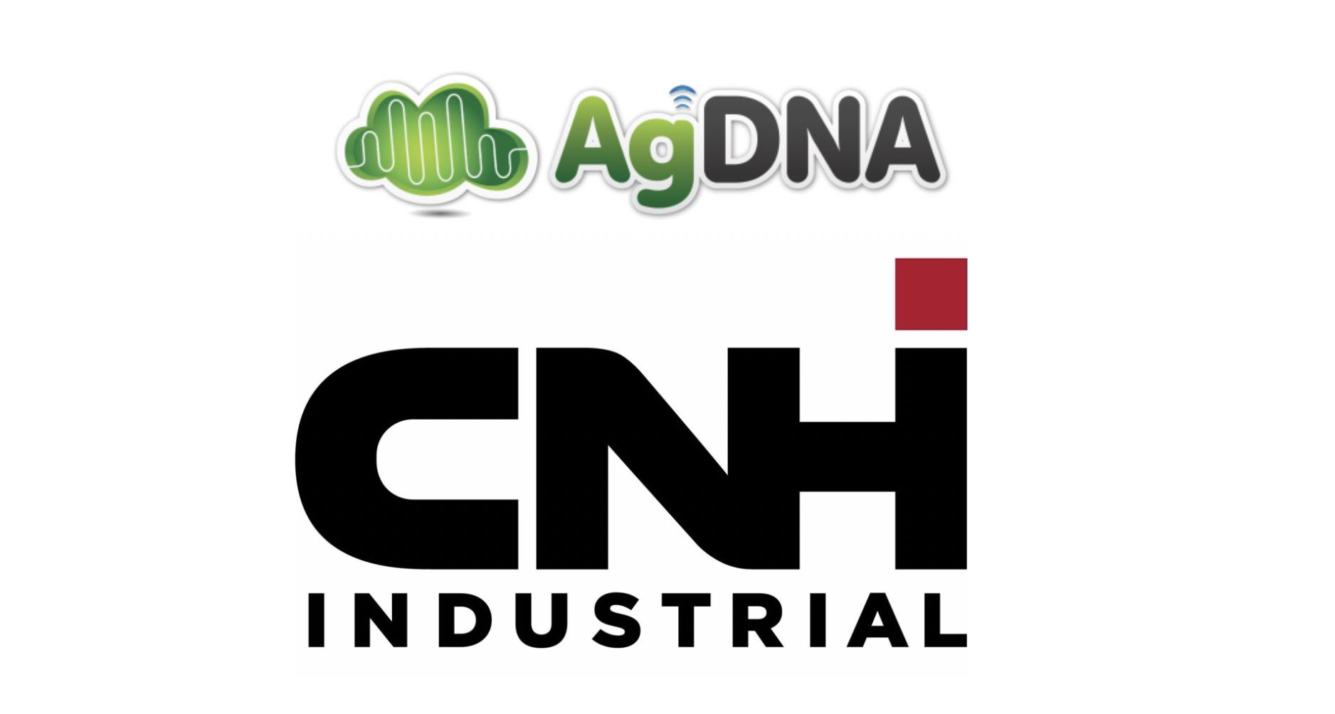 CNH Industrial investe nell'agricoltura 4.0 e acquisisce AgDNA