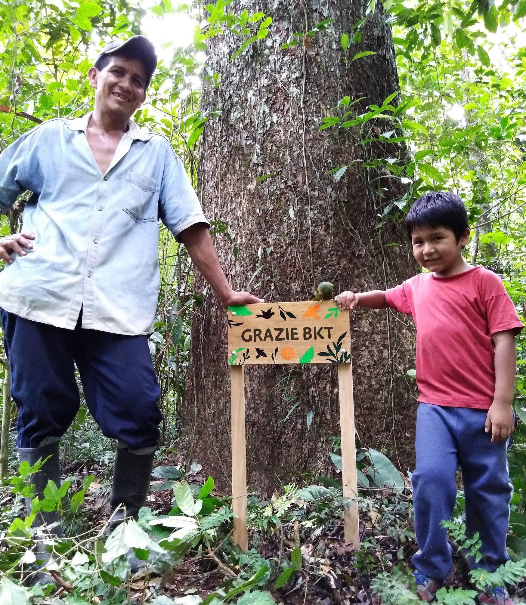 BKT e CESVI, prosegue l'impegno per la Foresta Amazzonica