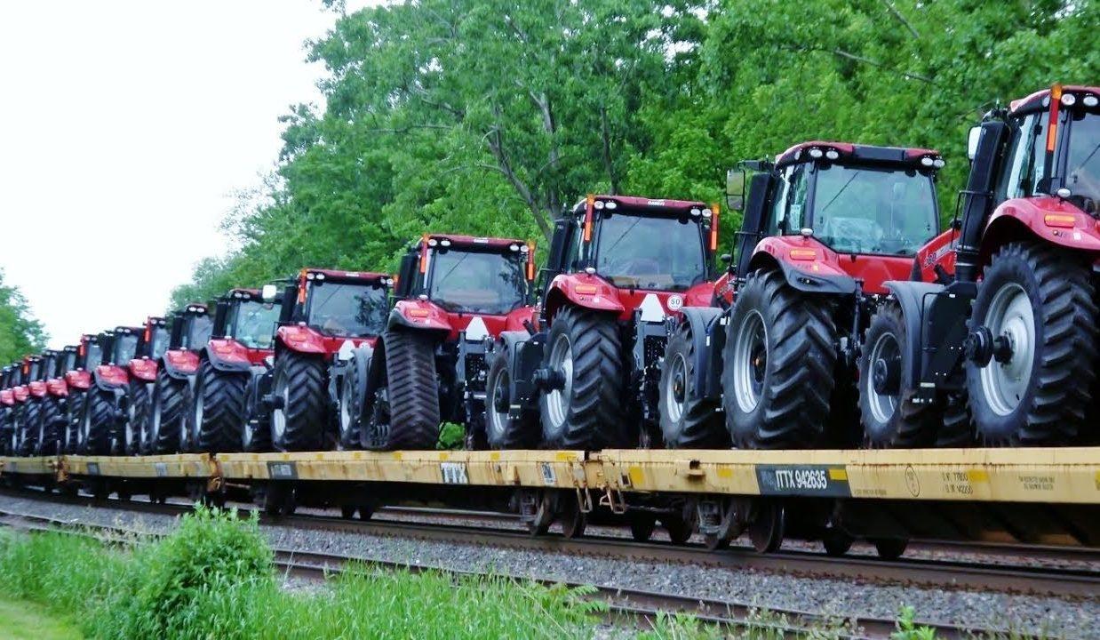 Mercato mondiale trattori: in attivo sia Stati Uniti che Europa