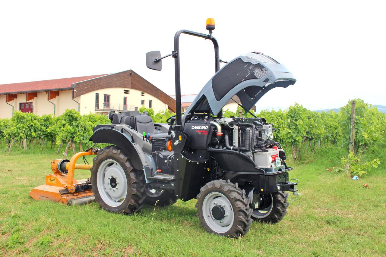 Carraro Compact V 75