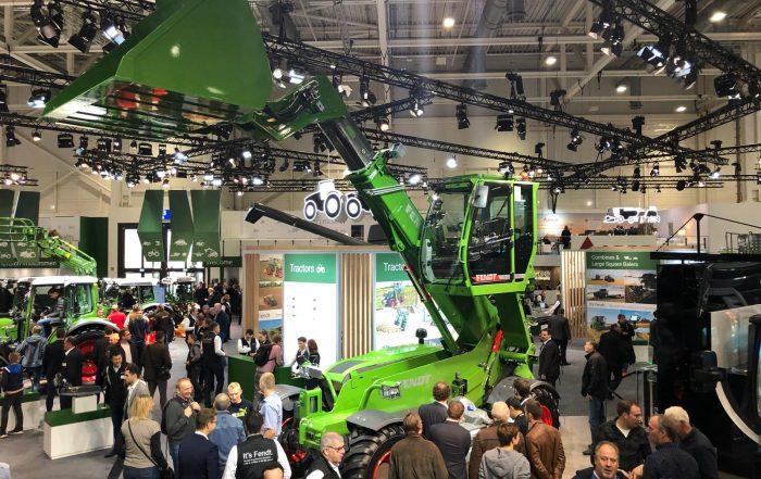 Fendt Cargo T955 Agritechnica 2019