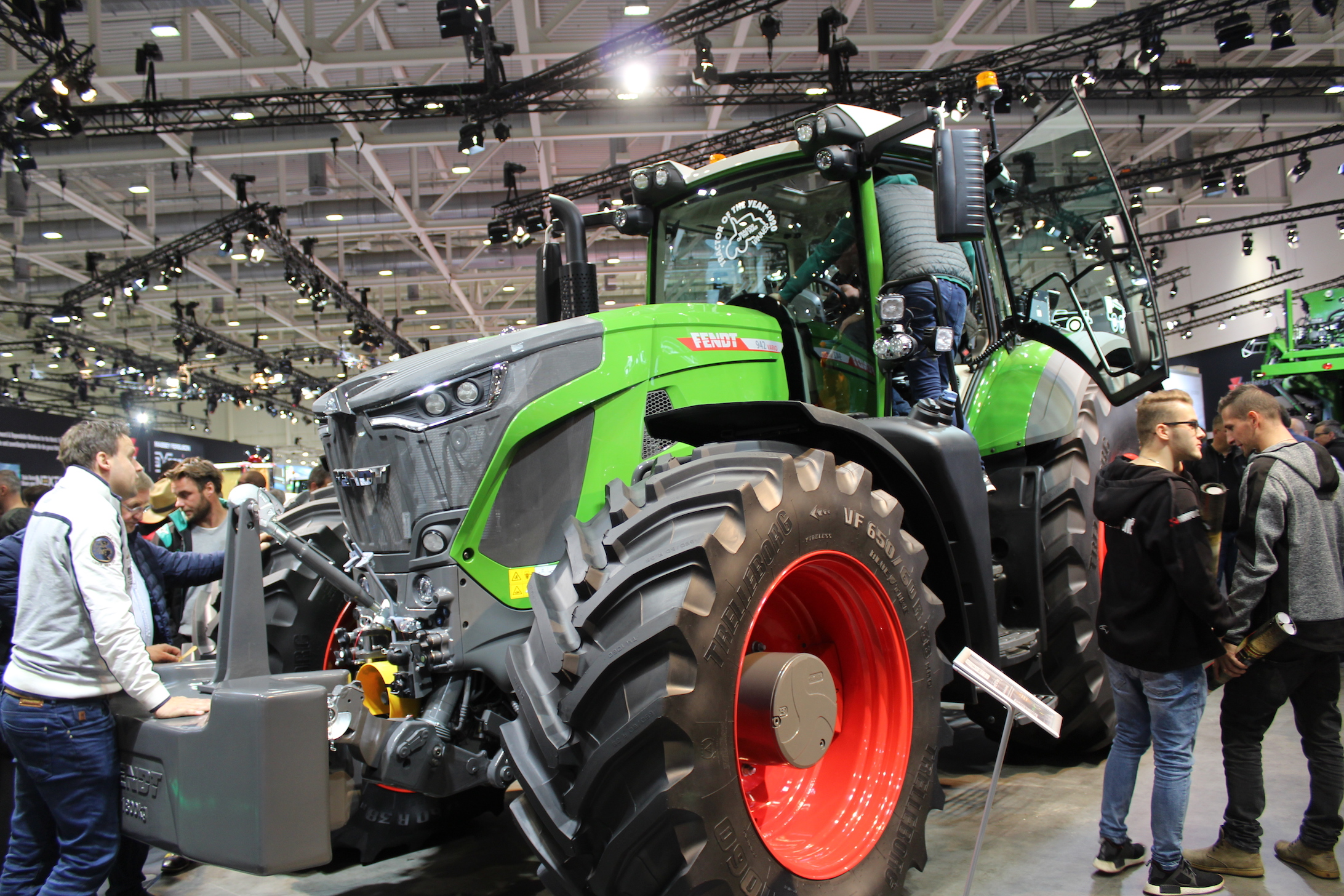 Tractor of the Year 2020: Fendt 942 Vario