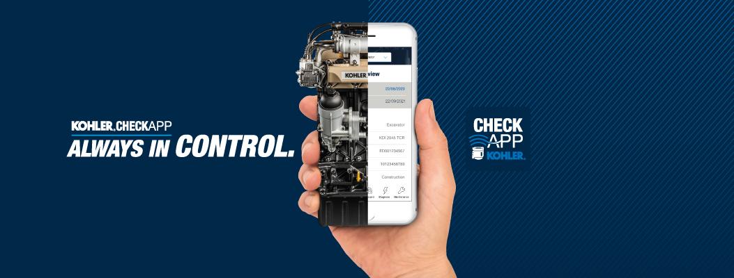 KOHLER Check App