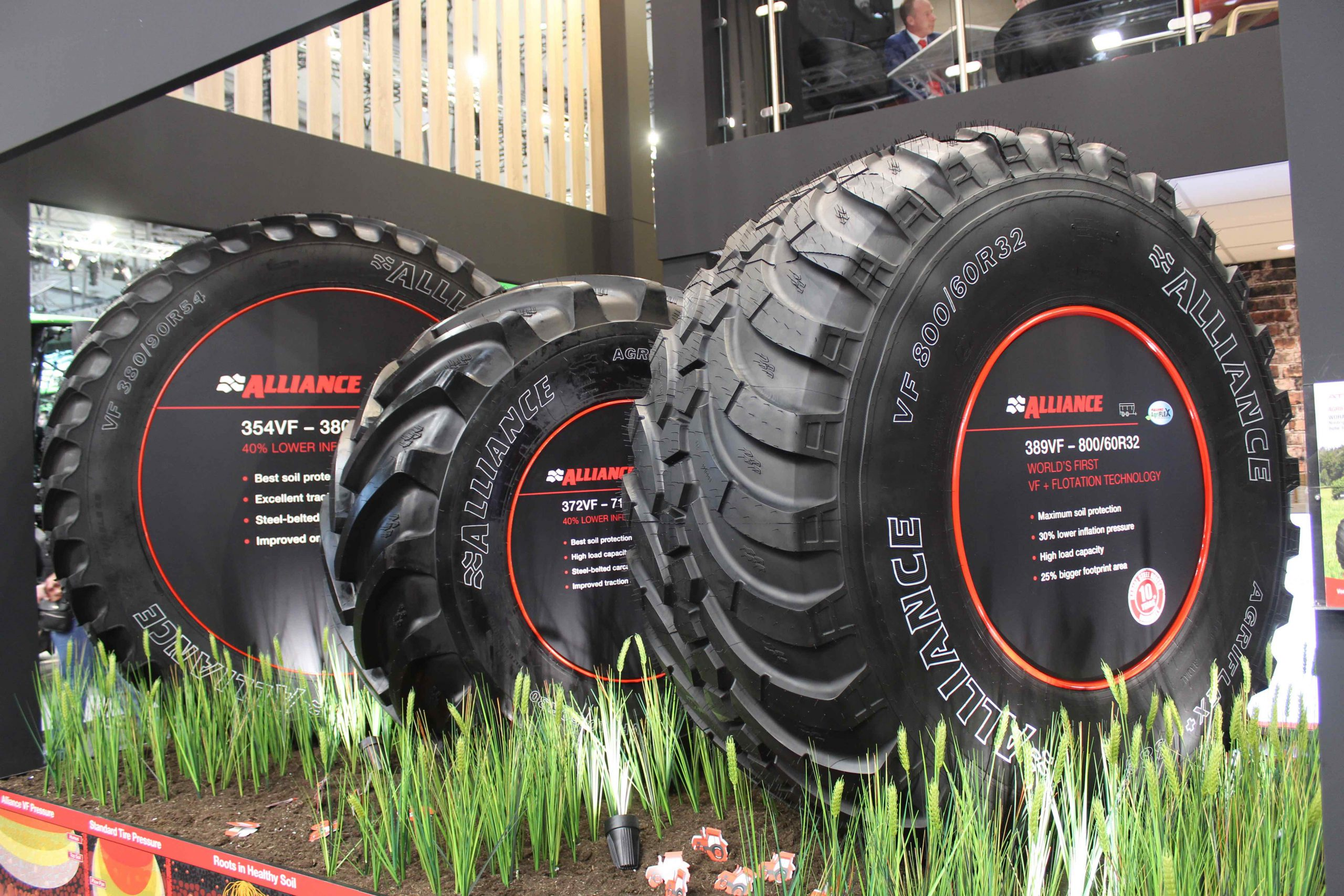 Alliance Tire Group - Agritechnica 2019