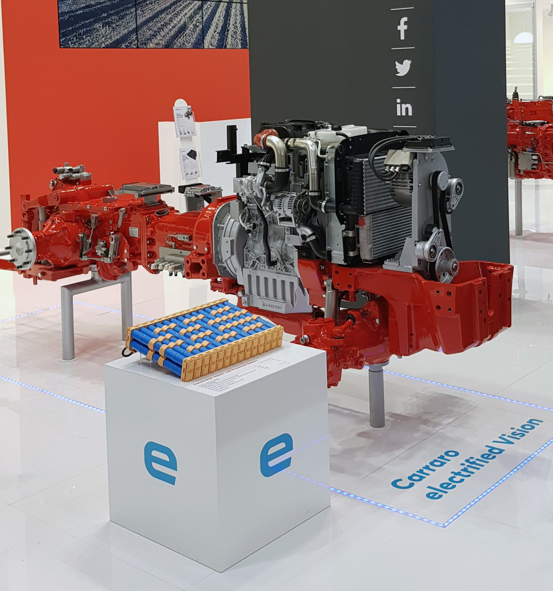 Powertrain Mild Hybrid