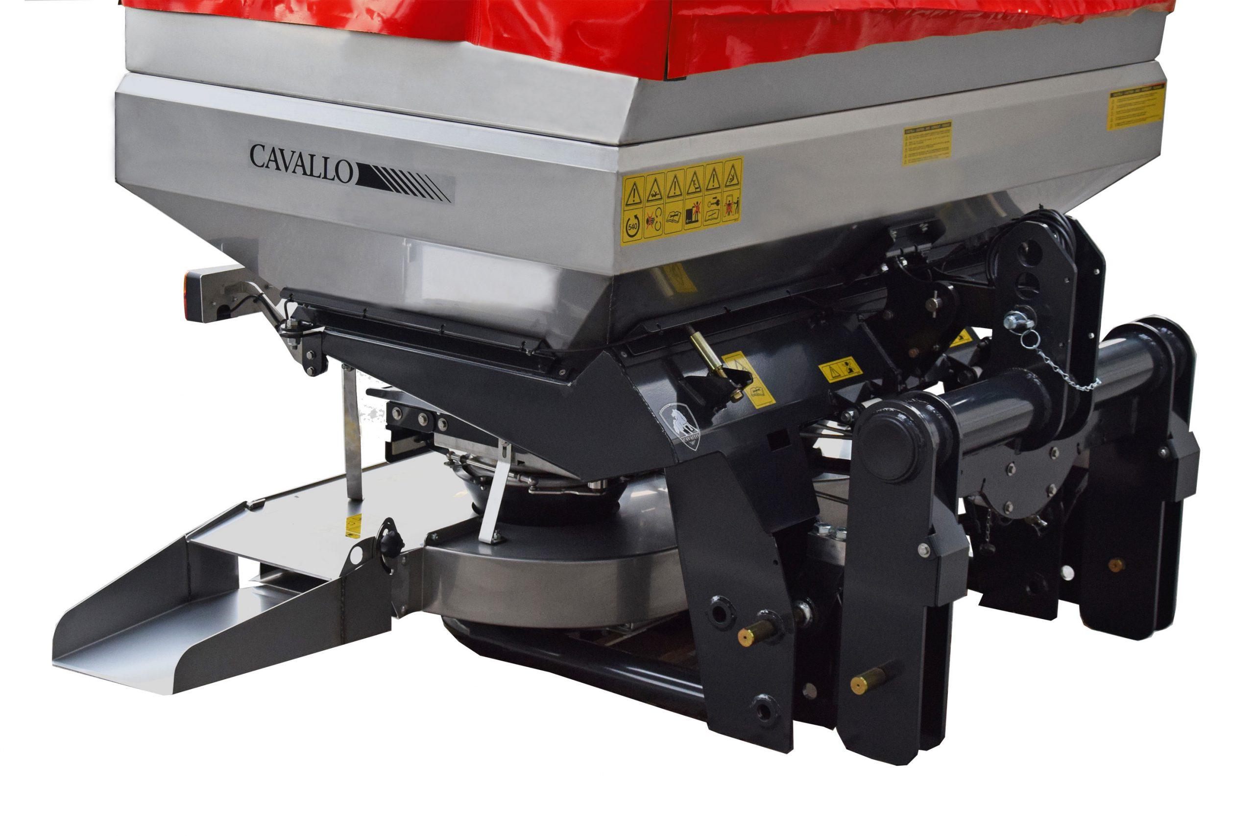 Qualità costruttiva e grande attenzione all'uso di materiali durevoli permette agli spandiconcime Eurospand di garantire una distribuzione precisa e ottimale dei concimi