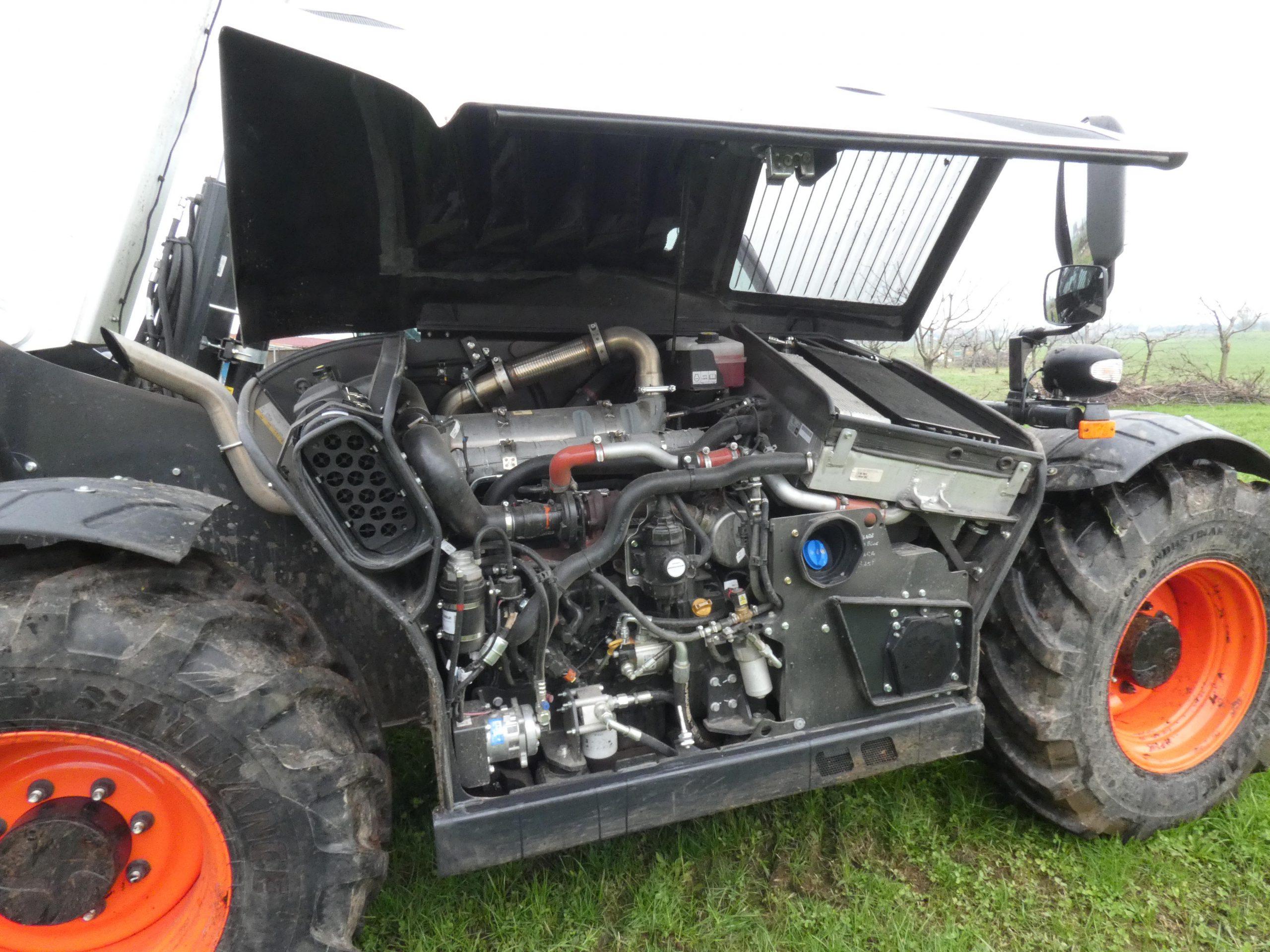 Bobcat TL43.80HF Agri