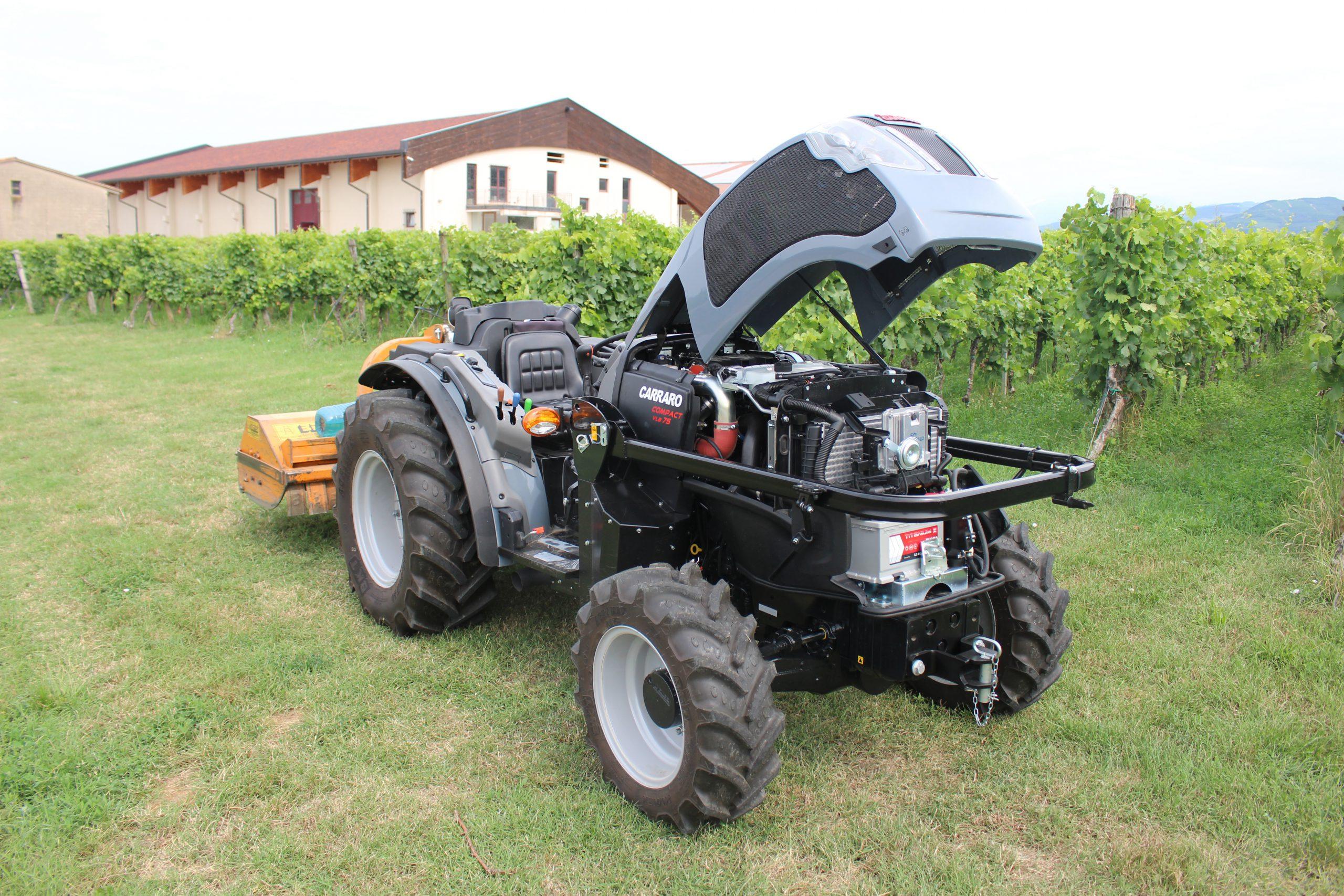 Carraro Compact VLB 75
