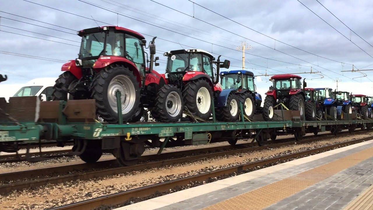 Mercato trattori Italia
