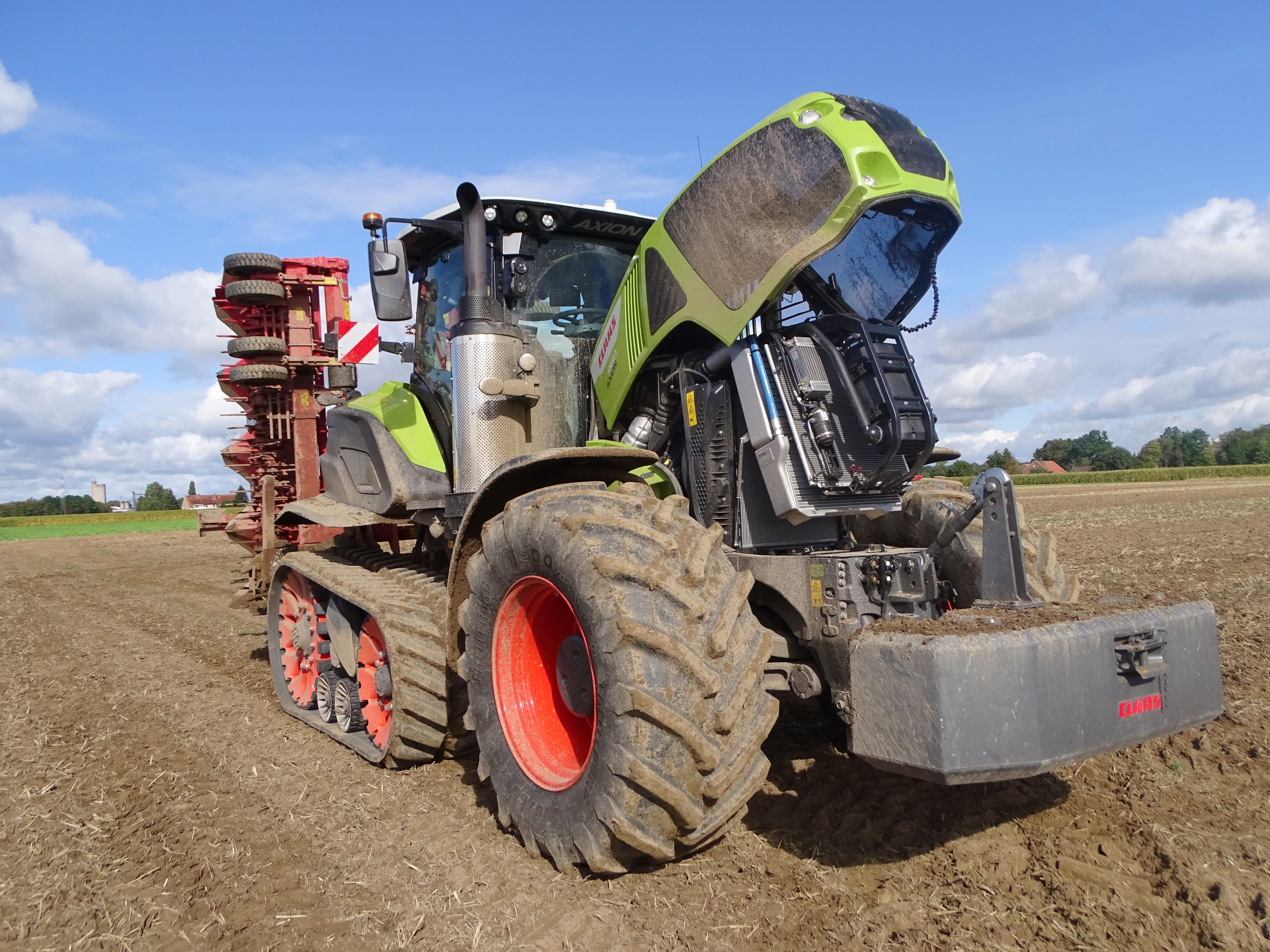 Claas Axion 960 Terra Trac
