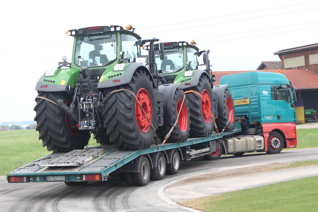 Mercato mondiale di trattori