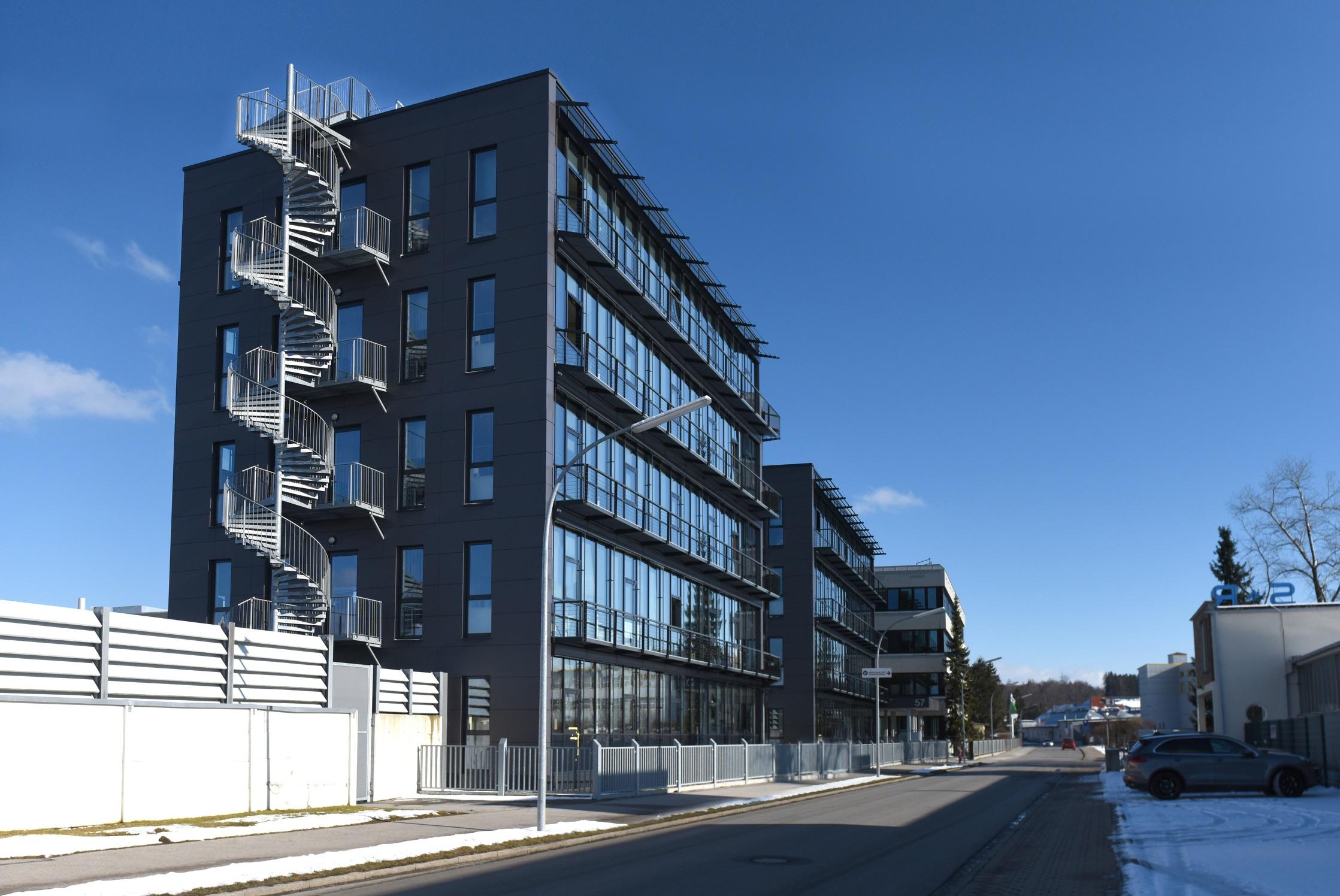 Nuovo centro di Ricerca e Sviluppo a Micheletalweg
