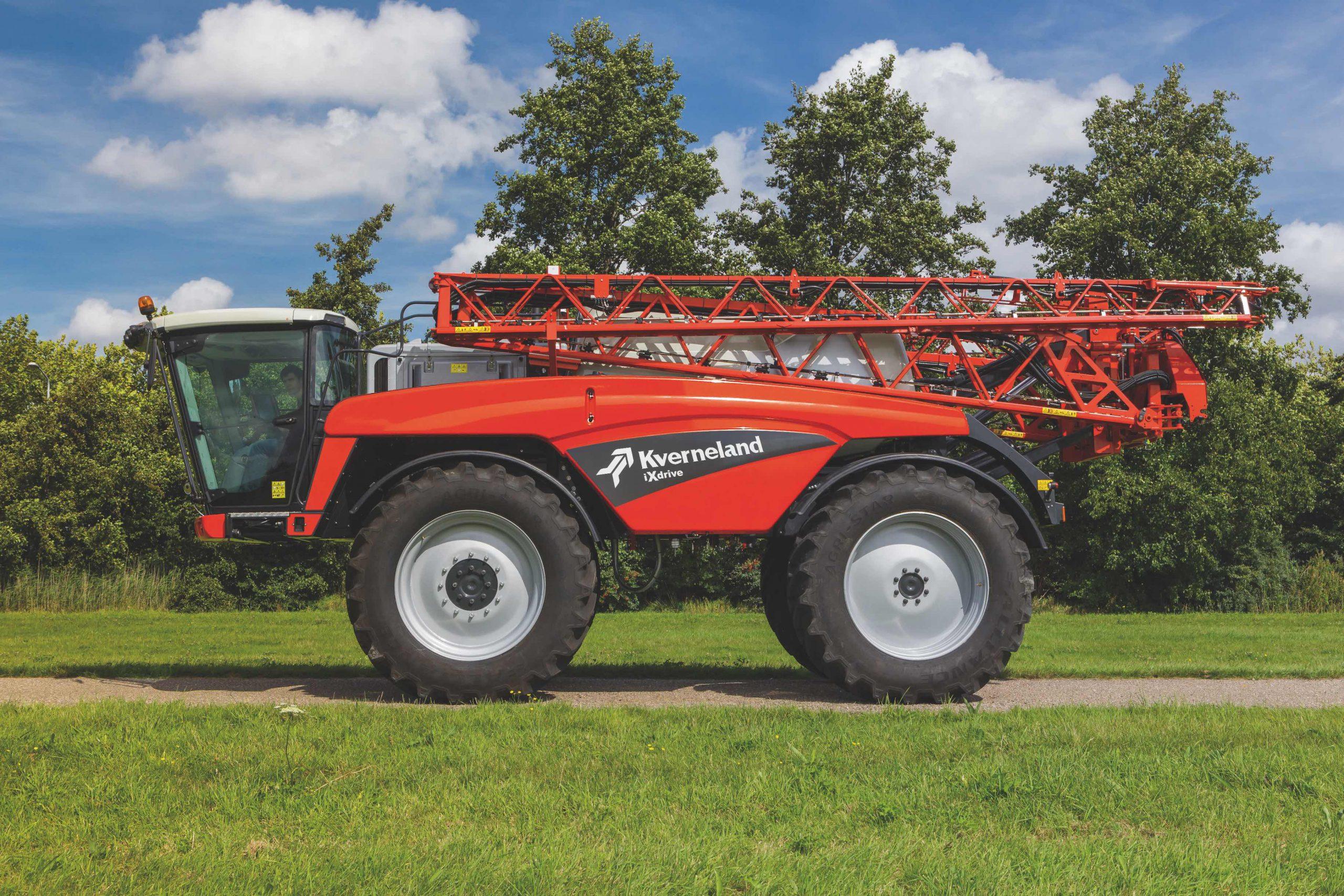 Kverneland Group rinnova la partnership con Mazzotti